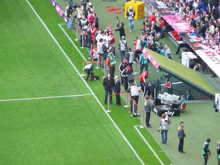 Allianz Arena Frankys Blog